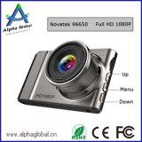 3 Auto DVR des Zoll-manuelles Auto-Nocken-HD mit hohem Auflösung 2.0MP CMOS Senor