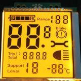 TNより安く小さいLCD 7セグメントTNタイプ