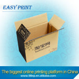 Kundenspezifischer 3-lagiger harter gewölbter Karton