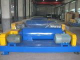 下水のための水平のデカンターの遠心分離機