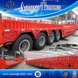 Alta qualidade 100 toneladas de reboque de Lowboy para a venda