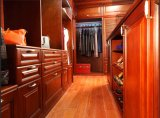2015 Welbom Solid Wood Walk-in Closet / Wardrobe