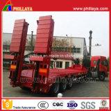 Camion basso semi Heavy&#160 della base dei 3 assi; Haul Rimorchio