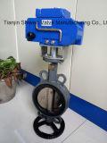 Hefboom/Versnellingsbak/Elektrische Actuator/Pneumatische Actuator Vleugelklep