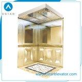 Cabina lujosa diseñada hermosa del espejo para la elevación casera (OS41)
