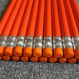 Lápis redondo das crianças do tambor do HB