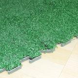 De binnen Tegel van de Vloer van het Gras van het Golf Kunstmatige Openlucht Plastic