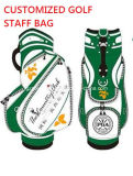 Sacos de golfe Custom Made Staff