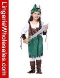 Costume Robin Hood детей для девушок