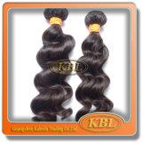 Человеческие волосы индейца Weave волос девственницы