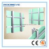 Vetro di finestra Windows di vetro isolato ricoperto E basso di Roomeye/della parete divisoria vetratura doppia (RMCW-100)
