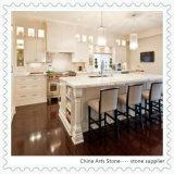 Clássico 2016 de mármore branco bancada da cozinha