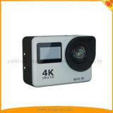 Идет ПРОФЕССИОНАЛЬНАЯ камера действия экрана касания 5 подобная миниая 2.0inch с спортами DV WiFi водоустойчивыми