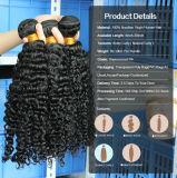 Cheveux brésiliens droits normaux de Remy (XS-HY-JJ)