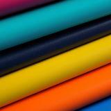 Form PU-Kunstleder für Mappen, Schuhe, sackt Gewebe ein