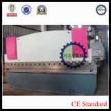 WE67K 300T/3200 Hydraulic Press Brake/X는 Y 격판덮개 또는 For Metal Bending를 제동한다