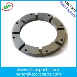 Fertigung CNC-Aluminium Maschinen Teile in Gas- und Ölindustrie