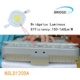 Diodo emissor de luz Street Light de RoHS IP65 Outdoor 120W do CE do UL (NSLD120DA)