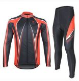 Usure de séchage rapide de sport de moto de la mode des hommes et tissu 100% de polyester