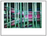 Lanzadera plástica del telar/telar circular China