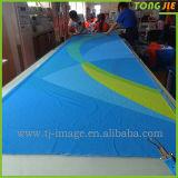 Impressão feita sob encomenda ao ar livre que anuncia a bandeira do PVC do vinil (TJ-VB1)