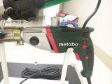 Machine de soudure en plastique d'extrudeuse de la pipe Sudj3400