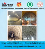 Membrane imperméable à l'eau de PVC pour le tunnel