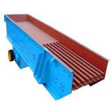 Alimentatore di vibrazione della tramoggia usato per la preparazione di minerale metallifero