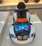 O Sell quente caçoa o carro elétrico de BMW com luz e música