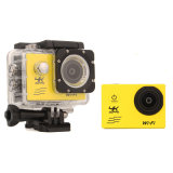 HD 4k 30fps WiFi Helmcamera extreme Videokamera des Sports HD