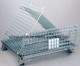 Клетка хранения металла навальная стальная (800*600*640)