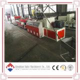 PVC Decora a placa de parede fazendo linha de máquina com Ce e ISO