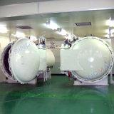 Ce van 1500X6000mm keurde Horizontale Glasvezel goed die Apparatuur (Sn-CGF1560) genezen