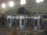 1t Electric Crucible Smelting Furnace für Iron/Steel (GW-1T)