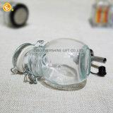 Weinlese-Glaschutney-Marmeladen-Behälter mit Klipp-Oberseite