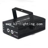2つの穴のマルチカラープログラム可能なレーザー光線
