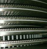 Surgelatore rapido della macchina della gelata di spirale del doppio del gelato