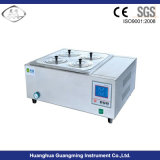 Equipamento de instrumento de laboratório de banho de água termostática