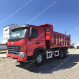 Sinotruk HOWO A7 371HP 6X4 camión volquete