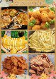 Nourriture Udcy1500/écrous/pommes chips/fruit/casse-croûte faisant frire la machine/friteuse