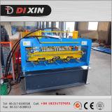 أرضية [دكينغ] معدن لوح لف يشكّل آلة صاحب مصنع