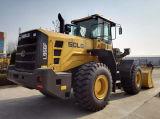 構築機械装置5tの車輪のローダーかフロント・エンドローダーSdlg LG956L L956f