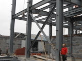 China, el proveedor de acero Estructura de almacén para la venta