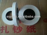 Rodillo de cinta de papel reforzado de Kraft para la vinculación y atar con correa del efectivo