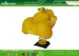 Kaiqi ягнится милые пластичные игрушки - всадники весны для маштабов задворк и кухни