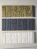 Painel de parede isolado decoração do sanduíche do plutônio da casa