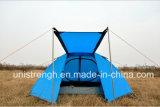 Leichtes Blue Camping Tent für 2 oder 3 Persons