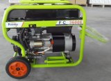 、セリウムとのFusinda 3kVA Electric Start Gasoline Power Generator新しい、ISO9001