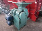 목탄 공 연탄 기계