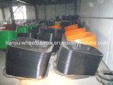 手押し車Wb6200-2を耕作するナイジェリア